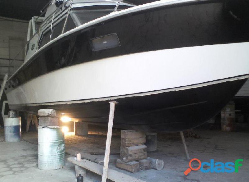 pintura general de Lanchas & barcos restauracion completa