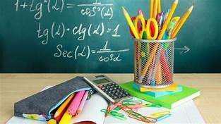 Clases de física, matemática, química, otras