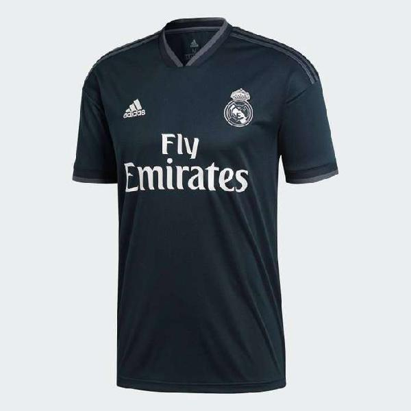 Camisetas real madrid alternativa - temporada 2018/19