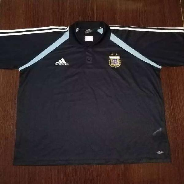 Chomba camiseta adidas selección argentina