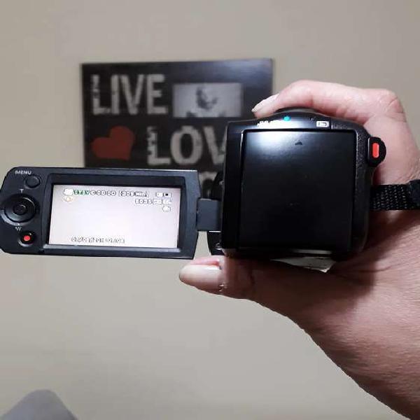 Combo filmadora y cámara de fotos