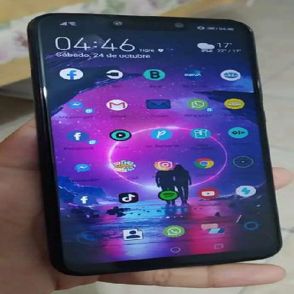 Huawei mate 20 lite libre de fabrica impecable a nuevo sin