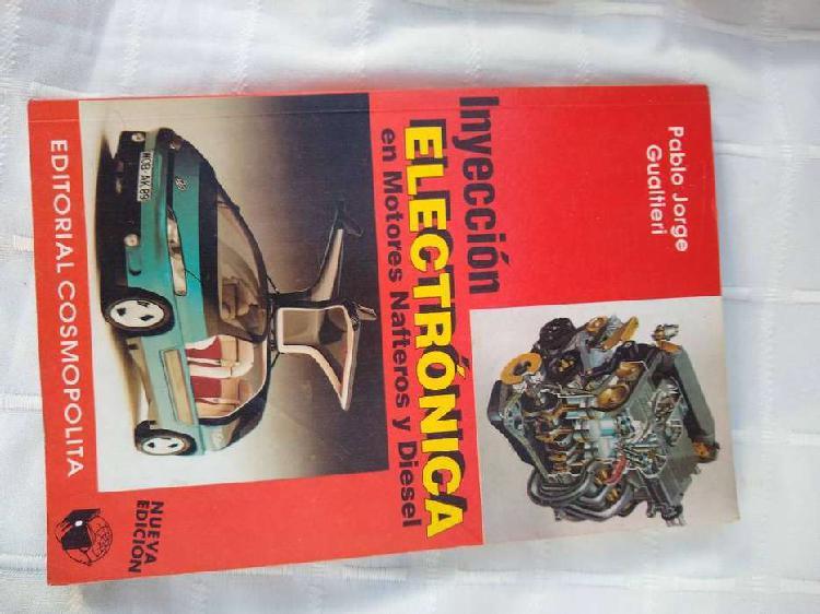 Inyección electrónico de motora.nafterosy diesel e