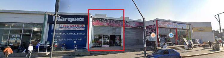 Local comercial - oroño y uriburu, loc. 3. - rosario