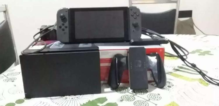 Nintendo switch +3 juegos