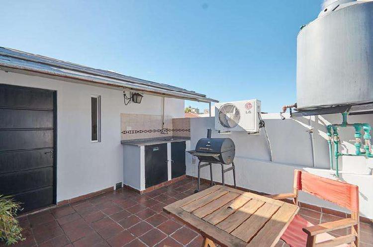 Ph 3 ambientes con terraza sin expensas reciclado - centro