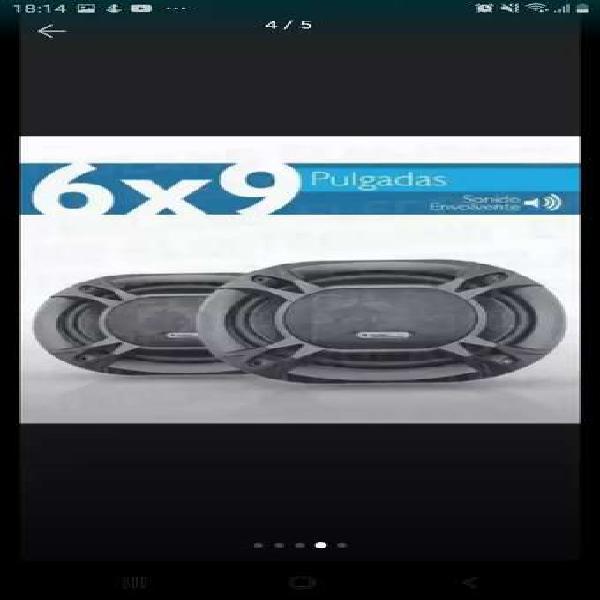 Parlantes 6x9 nuevos