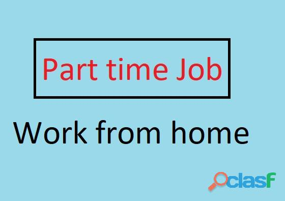 Online jobs for fresher