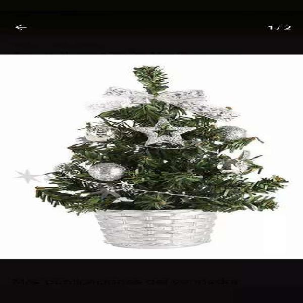Arbol de navidad 20cm de alto. ideal adorno