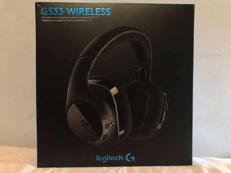 Auriculares headset logitech g533 7.1