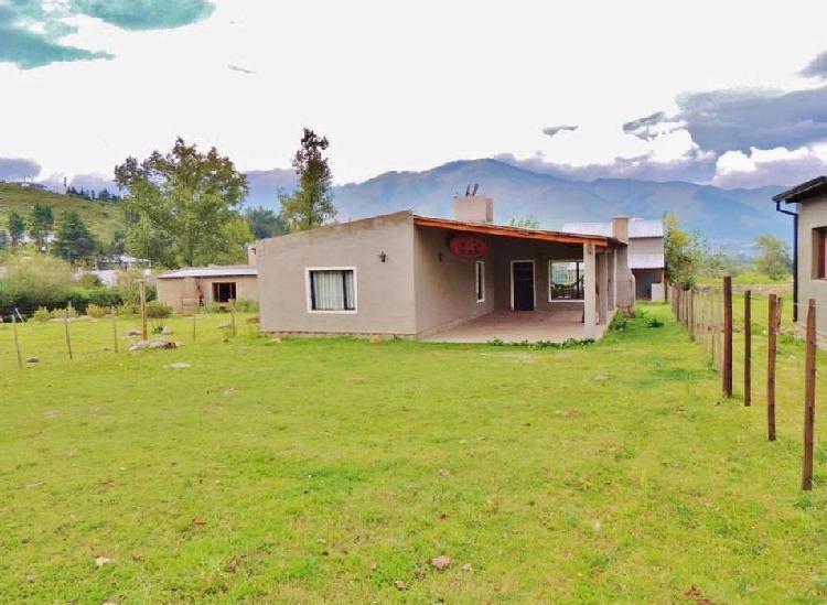 Casa - tafi del valle