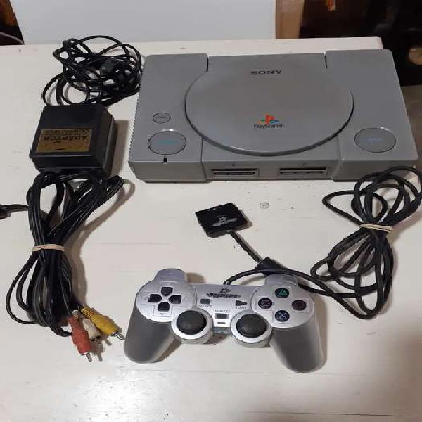 Consola play station 1 fat