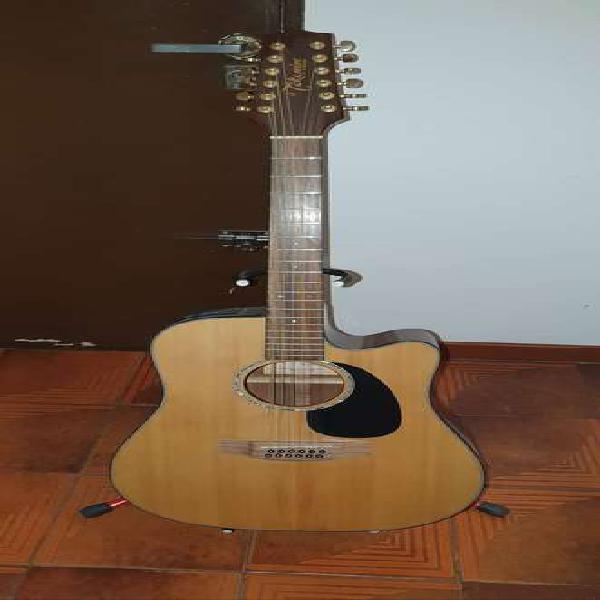 Guitarra acustica takamine eg345c 12 cuerdas
