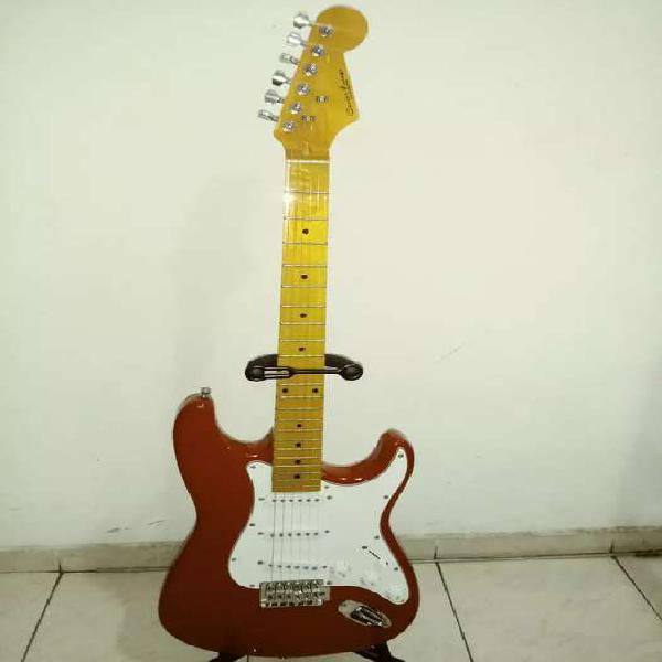 Guitarra electrica strstocaster vintage st 350 ideal
