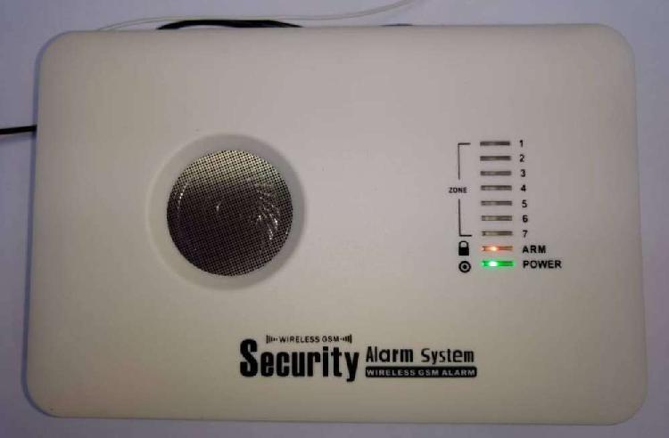 Kit alarma gsm inalambrica app celular