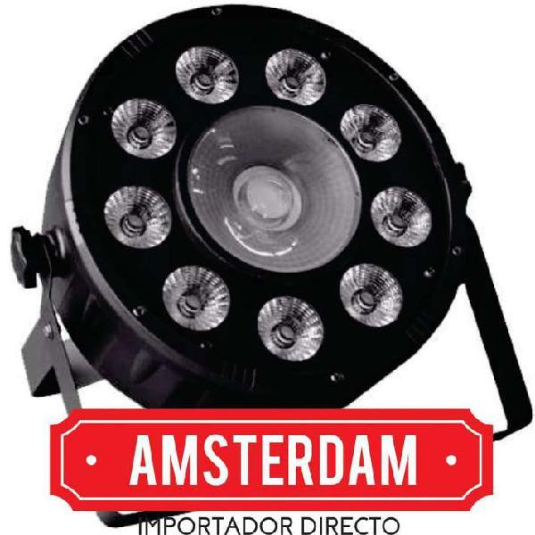 Proton iluminacion de led 9+1 para fiestas, salones y