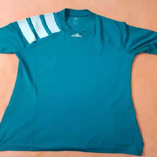 Remera adidas climacool. talle s. impecable sin uso.