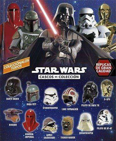 Star wars casco de darth vader