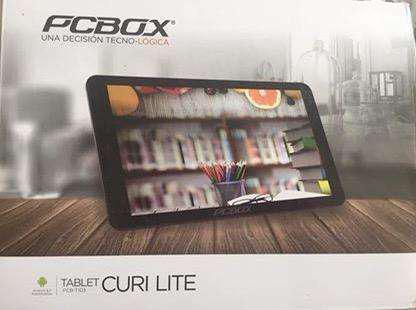 Tablet pcbox curi lite touch pcb-t103