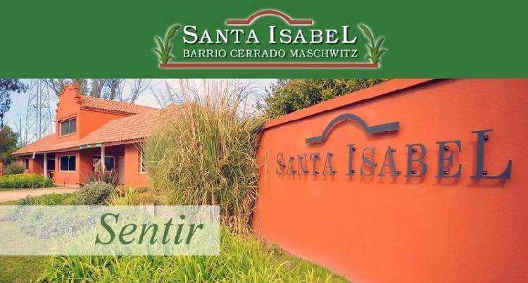 Venta lote 721 barrio santa isabel etapa 2 - maschwitz