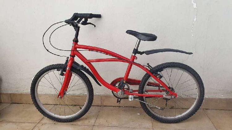 Bicicleta rodado 20 excelente!