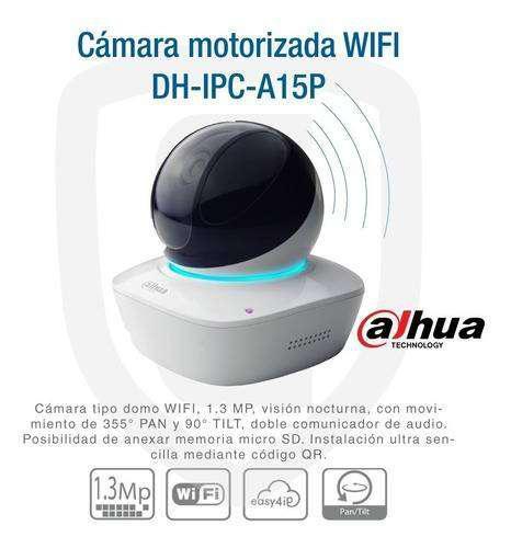 Domo 360 ip wifi p2p inalámbrica interior dahua nuevas