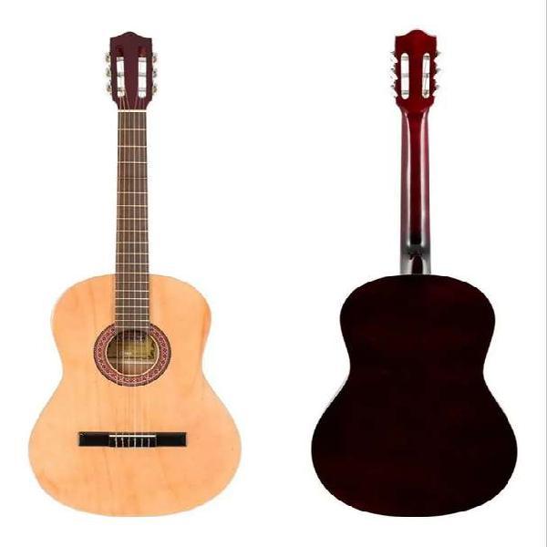 Guitarra criolla gracia m1 + funda. casi nueva sin uso.