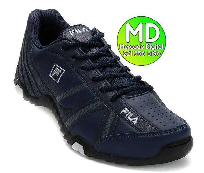 Nuevo ingreso n42 zapatillas fila slant force