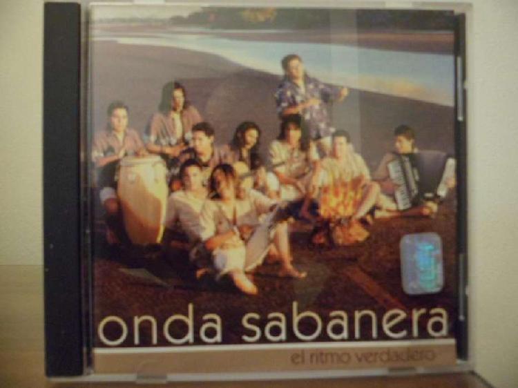 Onda sabanera el ritmo verdadero cd cumbia