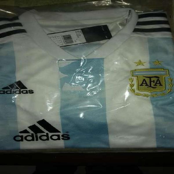Remera original selección argentina
