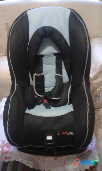 Butaca bebe love usada