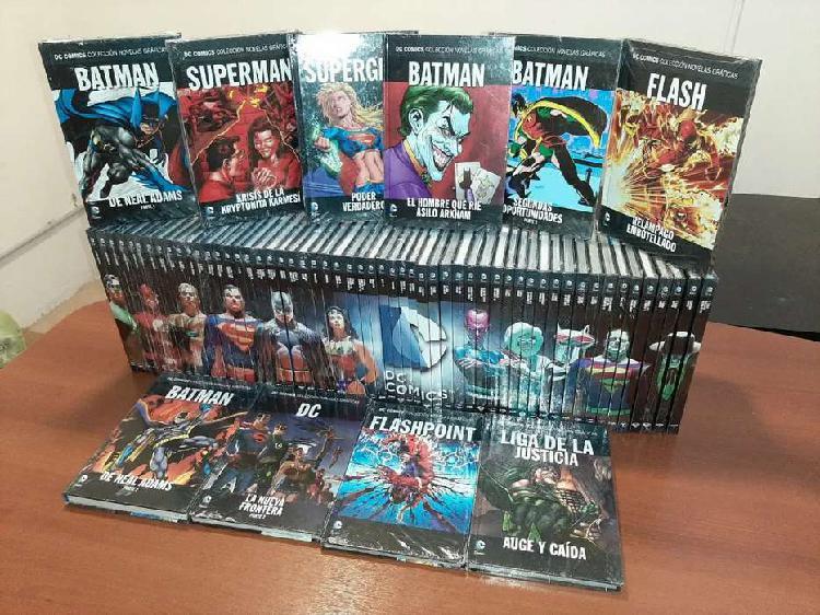 Coleccion de dc cómics salvat tapa dura