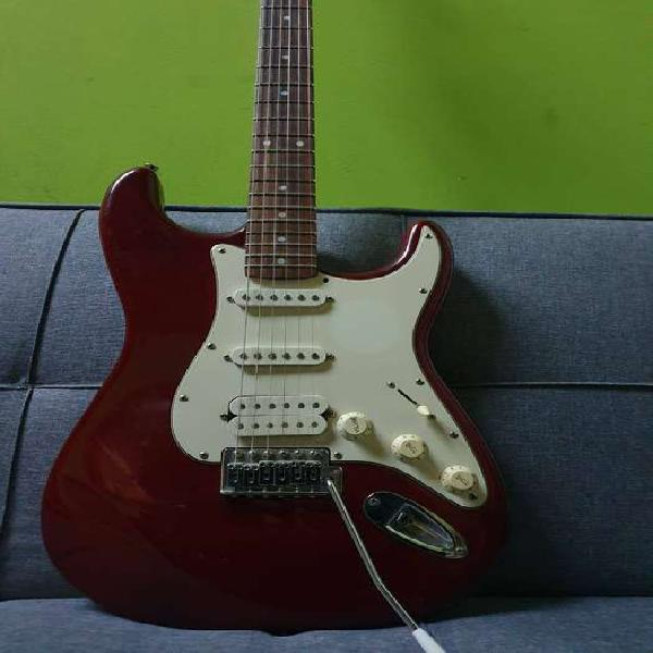 Guitarra electrica c/ amplificador