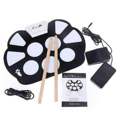 Matrix bateria electronica usb flexible
