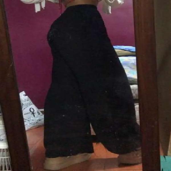 Pantalón de fibrana