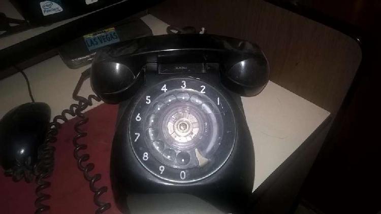 Teléfono antiguo funciona