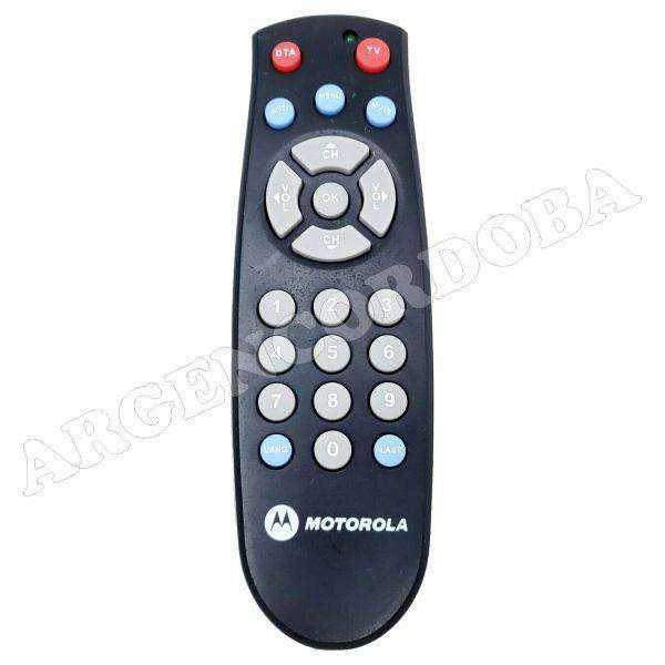 Control remoto tv dta universal motorola