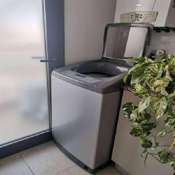 Lavarropas automatico electrolux digital wash plata 6.5kg
