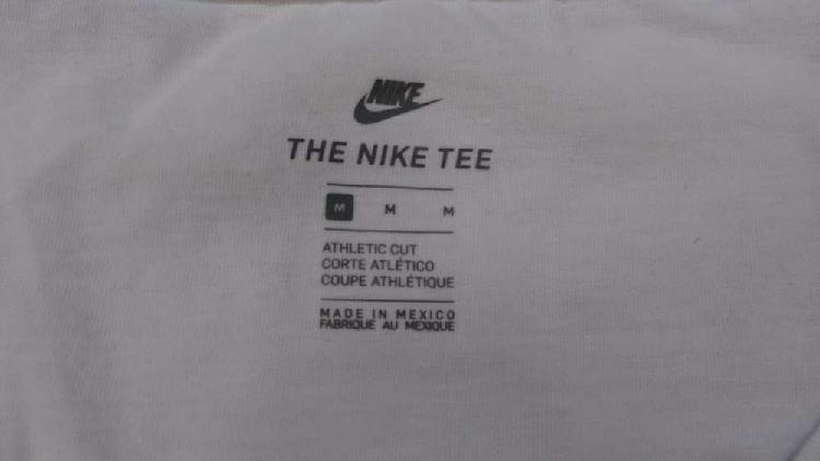 Remera nike mujer one of none importada