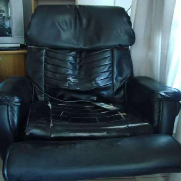 Sillón masajeador electrónico