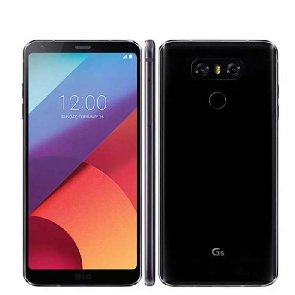 Smartphone lg g6 exelente estado 4/64gb