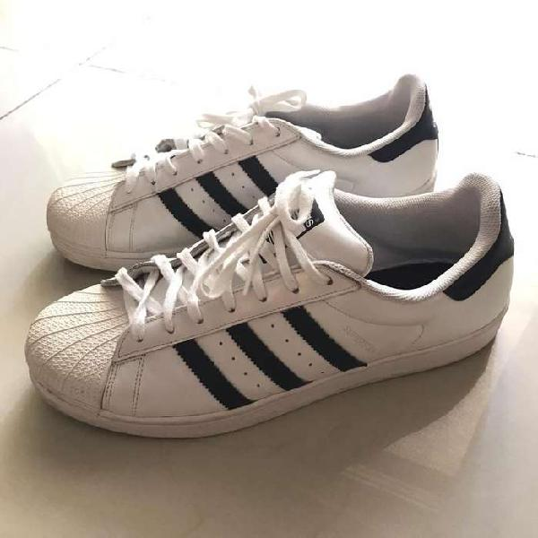 Superstar original blancas