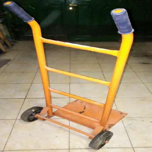 Vendo carro / carrito porta carga para 125Kg un solo uso