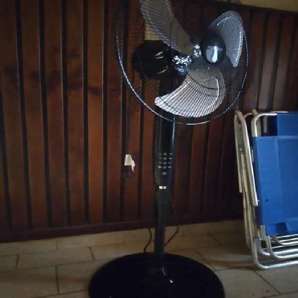 Ventilador peabody c/ control remoto