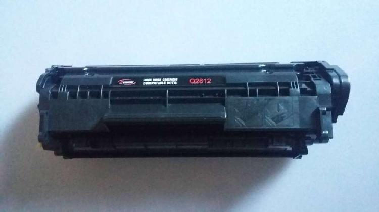Cartucho Toner - Evertec Q2612 - Compatible Con Hp 2612