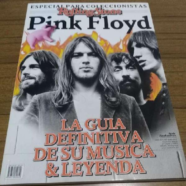 Revista edición especial pink floyd