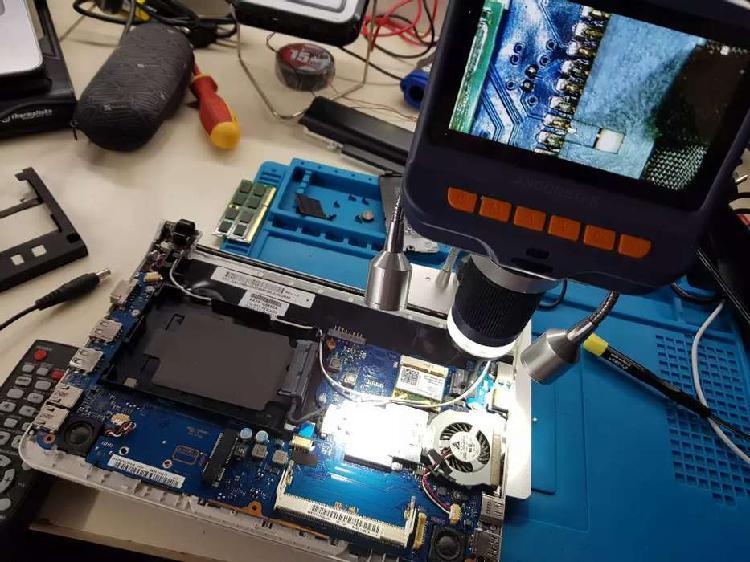 Servicio tecnico especializado en informatica opción a