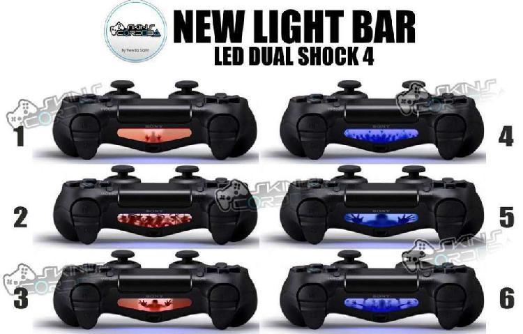 Skins Lightbars Zombies Joysticks PS4