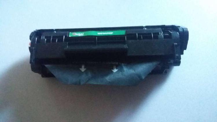 Toner cartridge - q2612acomp - compatible con hp q2612a