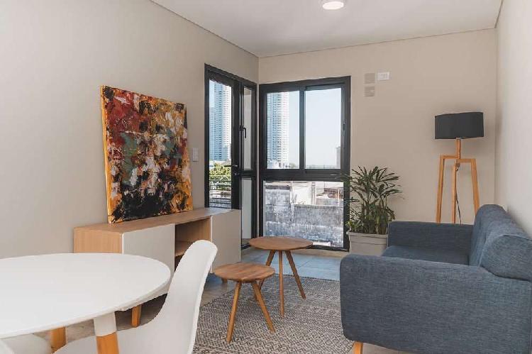 Venta depto de 1 dormitorio con 42 m2 de terraza exclusiva!!